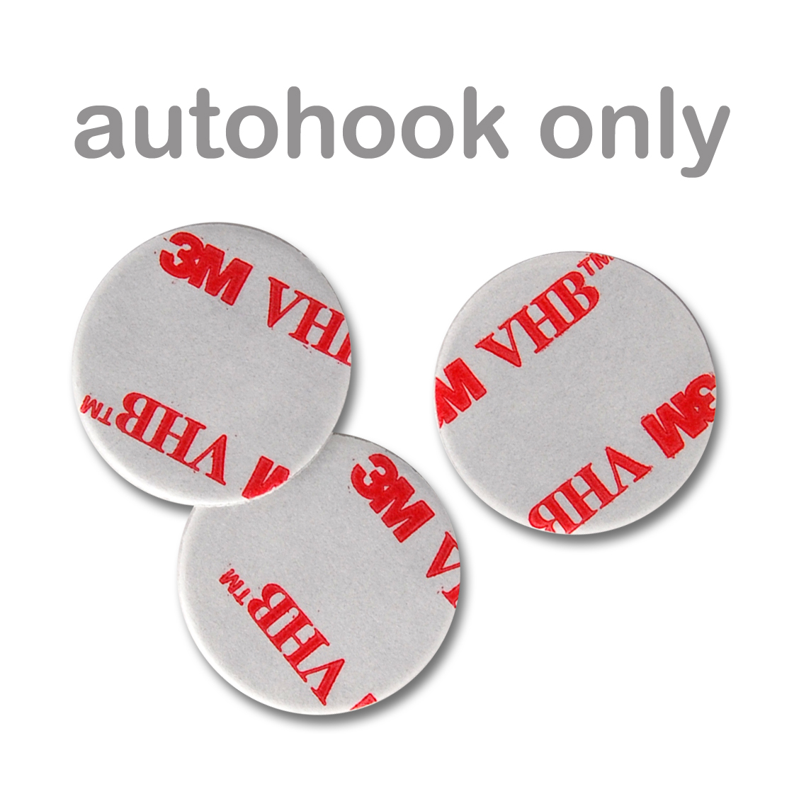Adhesive #906 Tabs for Autohook (3 pack)