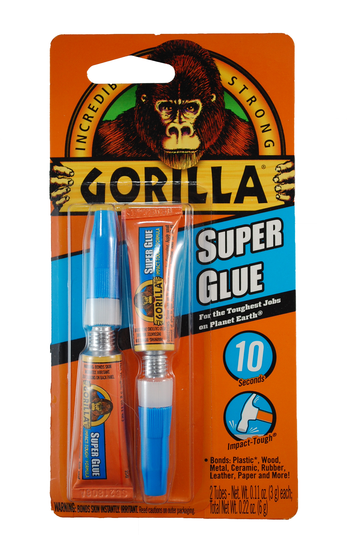 Gorilla Glue Clear 1 tube .11 oz